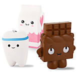 Недорогие -Резиновые игрушки / Устройства для снятия стресса Другое Декомпрессионные игрушки Others 1 pcs Детские Все Подарок