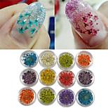 Недорогие -60 pcs Украшения для ногтей / Наборы и наборы для ногтей Стиль Модный дизайн / Творчество На каждый день Инструмент для ногтей / Дизайн