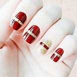 Недорогие -Полностью накладные ногти Емкости для нейл-арта и макияжа На каждый день / Тренировочные На каждый день Классический / Многофункциональный / Удобный