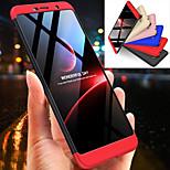 Недорогие -Кейс для Назначение Nokia Nokia 7 Plus Защита от удара Чехол Однотонный Твердый ПК для Nokia 7 Plus