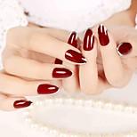 Недорогие -Украшения для ногтей / Полностью накладные ногти Емкости для нейл-арта и макияжа На каждый день Декоративные Декоративная / Удобный