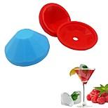 Недорогие -Инструменты для выпечки Силикон 3D / Своими руками Лед / Для мороженого Формы для пирожных / Десертные инструменты 1шт