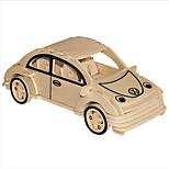 Недорогие -Деревянные пазлы / Пазлы и логические игры Автомобиль Для школы / Новый дизайн / профессиональный уровень деревянный 1 pcs Детские Все Подарок
