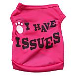 economico -vestiti per cani vestiti per animali domestici gilet per cuccioli t-shirt sottile costumi abbigliamento comodo ragazza cani abiti estate autunno carino gatto canotta traspirante