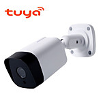 cheap -Factory OEM QJ05Tuya 2 mp IP Camera Outdoor Support 5 GB