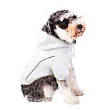 economico -Prodotti per cani Prodotti per gatti Cappottini T-shirt Felpe con cappuccio Semplice Tinta unita Comodo Euramerican All'aperto Inverno Abbigliamento per cani Vestiti del cucciolo Abiti per cani