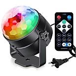 abordables -LED disco lumière scène lumières dj boule disco son activé laser projecteur effet lampe lumière fête de la musique