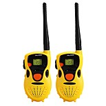 cheap -2Pcs Kids Talkies Handheld Toys Walkie Talkies Children Gifts Educational Games Funny Electronic Toys Yellow
