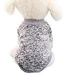 economico -abbigliamento per cani, cuccioli di cane da compagnia vestiti di maglione in pile autunno inverno caldo maglione (blu scuro)