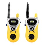 cheap -YKS 2 pcs Mini Walkie Talkie Kids Radio Retevis Handheld Toys for Children Gift Portable Electronic Two-Way Radio Communicator