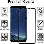 abordables -Paquet de 2 protecteurs d'écran en verre trempé pour Galaxy S21 Ultra Protecteur d'écran sans bulles, facile à installer, anti-empreintes digitales, à couverture complète, pour Samsung Galaxy S21 + / S20plus / S10plus / S8 / S8plus