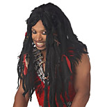 abordables -perruque de costume de dreads vaudou