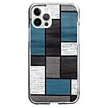 economico -Strisce Astuccio Per Mela iPhone 12 iPhone 11 iPhone 12 Pro Max Design unico Custodia protettiva Resistente agli urti Per retro TPU