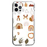 economico -Floreale Astuccio Per Mela iPhone 12 iPhone 11 iPhone 12 Pro Max Design unico Custodia protettiva Resistente agli urti Fantasia / disegno Per retro TPU