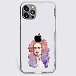 abordables -Bande dessinée Cas Pour Pomme iPhone 12 iPhone 11 iPhone 12 Pro Max Modèle unique Étui de protection Antichoc Coque TPU