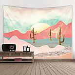 abordables -tapisserie murale art décor couverture rideau suspendu maison chambre salon décoration et moderne et paysage et montagne