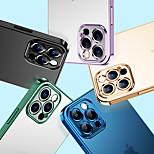 abordables -téléphone Coque Pour Apple Coque Arriere iPhone 12 Pro Max 11 SE 2020 X XR XS Max 8 7 Antichoc Transparente Transparente TPU