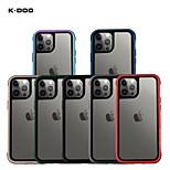 abordables -téléphone Coque Pour Apple Coque Arriere iPhone 12 Pro Max 11 SE 2020 X XR XS Max Antichoc Couleur Pleine TPU