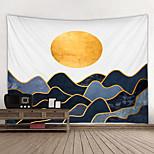 abordables -Tapisserie murale art décor couverture rideau suspendu maison chambre salon décoration et paysage et montagne et moderne