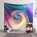 abordables -Tapisserie murale art décor couverture rideau suspendu maison chambre salon décoration polyester couleur objet rotation