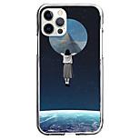 abordables -la terre Cas Pour Pomme iPhone 12 iPhone 11 iPhone 12 Pro Max Modèle unique Étui de protection Motif Coque TPU