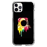 abordables -Créatif Avec motifs Cas Pour Pomme iPhone 12 iPhone 11 iPhone 12 Pro Max Modèle unique Étui de protection Motif Coque TPU