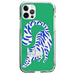 abordables -Animal Cas Pour Pomme iPhone 12 iPhone 11 iPhone 12 Pro Max Modèle unique Étui de protection Motif Coque TPU
