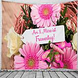 abordables -Joyeuses Pâques tapisserie murale art décor couverture rideau suspendu maison chambre salon décoration