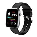 economico -Z15 Unisex Intelligente Guarda Bluetooth Monitoraggio frequenza cardiaca Misurazione della pressione sanguigna Sportivo Calorie bruciate Standby lungo Cronometro Pedometro Avviso di chiamata