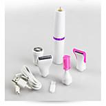 abordables -Épilateur de charge USB électrique multifonction pour dames rasoir de cheveux électrique coupe des sourcils de lavage dispositif d'épilation