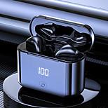 abordables -Sortie d'usine A16C-TWS Écouteurs sans fil TWS Casques oreillette bluetooth Bluetooth5.0 Stéréo pour Téléphone portable