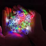 economico -luci a palloncino a led a sfera rotonda lampade luminose per lanterna bar luci di decorazione della festa nuziale di natale lanterna di carta