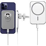 abordables -Charge Rapide / Magnétique / Support de chargeur sans fil USB 1 Port USB Chargeur Seulement 9 V / 1.5 A