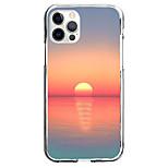 economico -Creativo Paesaggi Astuccio Per Mela iPhone 12 iPhone 11 iPhone 12 Pro Max Design unico Custodia protettiva Fantasia / disegno Per retro TPU