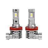 abordables -Automatique LED Lampe Frontale H4 / H11 / 9005 Ampoules électriques 3200 lm 25 W Pour Universel Toutes les Années 2 pièces