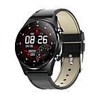abordables -E13 Smartwatch Montre Connectée pour Android iOS Samsung Apple Xiaomi Bluetooth 1.28 pouce Taille de l'écran IP68 Niveau imperméable Imperméable Moniteur de Fréquence Cardiaque Sportif Elégant Mesure