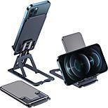 economico -Supporto per cellulare Da letto Da scrivania Cellulare Supporto regolabile Supporto da scrivania per telefono Regolabili Metallo Appendini per cellulare iPhone 12 11 Pro Xs Xs Max Xr X 8 Samsung