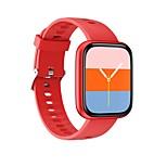 abordables -696 P8PULS Unisexe Bracelets Intelligents Bluetooth Moniteur de Fréquence Cardiaque Sportif Jeux Santé Informations Rappel d'Appel Moniteur de Sommeil Trouver mon Appareil Rappel d'exercice