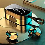 abordables -Sortie d'usine K2 Écouteurs sans fil TWS Casques oreillette bluetooth Bluetooth5.0 Stéréo LA CHAÎNE HI-FI Avec boîte de recharge Couplage automatique Contrôle tactile intelligent pour Téléphone