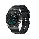 abordables -E20 Smartwatch Montre Connectée pour Android iOS Samsung Apple Xiaomi Bluetooth 1.3 pouce Taille de l'écran IP68 Niveau imperméable Imperméable Ecran Tactile Moniteur de Fréquence Cardiaque Mesure de