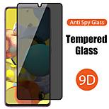economico -telefono Proteggi Schermo Samsung Galaxy A32 Galaxy A42 Galaxy F41 A70 Samsung Galaxy M30 Vetro temperato 1 pezzo Anti-graffi Anti-spia Proteggi-schermo frontale Appendini per cellulare