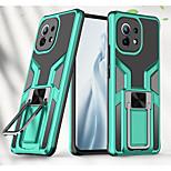 economico -telefono Custodia Per Xiaomi Per retro Mi 11 Mi 10i Mi 10T Pro 5G Mi 10T 5G Poco M3 Redmi Note 9 Pro Redmi Note 9 Pro Max Redmi Note 9S Redmi 9A Mi 10T Lite 5G Resistente agli urti Con supporto