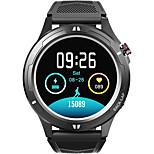 abordables -COMET 3 Smartwatch Montre Connectée pour Android iOS Samsung Apple Xiaomi Bluetooth 1.28 pouce Taille de l'écran IP 67 Niveau imperméable Imperméable Ecran Tactile Moniteur de Fréquence Cardiaque