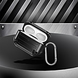 abordables -Coque Pour AirPods / AirPods Pro Antichoc Cas de casque Flexible
