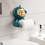 abordables -singe porte-rouleau de papier toilette cuisine perforation gratuite tenture murale rack chambre bureau porte-serviette en papier porte-papier toilette