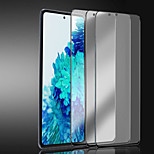 economico -telefono Proteggi Schermo Samsung Galaxy A32 Galaxy A42 Galaxy A12 Galaxy A02s Galaxy M31 Prime Vetro temperato 3 pezzi Satinato Anti-impronte Proteggi-schermo frontale Appendini per cellulare