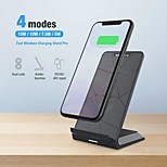abordables -chargeur sans fil nillkin 15w support de charge sans fil qi rapide station de charge sans fil dock pour iphone 12 pro max 11 samsung s21 note 20 xiaomi oneplus 9