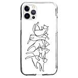 economico -Animali Astuccio Per Mela iPhone 12 iPhone 11 iPhone 12 Pro Max Design unico Custodia protettiva Fantasia / disegno Per retro