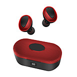 abordables -Sortie d'usine C330 Écouteurs sans fil TWS Casques oreillette bluetooth Bluetooth5.0 Avec Micro pour Sport Fitness