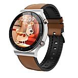 economico -696 i19 Unisex Braccialetti intelligenti Bluetooth Monitoraggio frequenza cardiaca Misurazione della pressione sanguigna Chiamate in vivavoce Informazioni Monitor dell'ossigeno nel sangue Pedometro